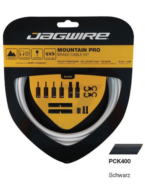 Jagwire Mountain Pro Bromsvajer svart